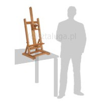 Sztaluga stołowa (nr 21). Drewno bukowe 1 klasy