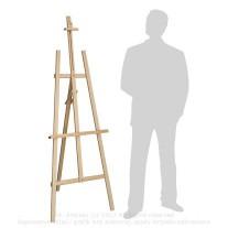 Sztaluga stojak reklamowy sosna